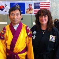 Grandmaster Suh In Hyuk