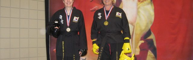 Sparring – 1st Place